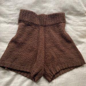 SKIMS Cozy Knit Short - Cocoa